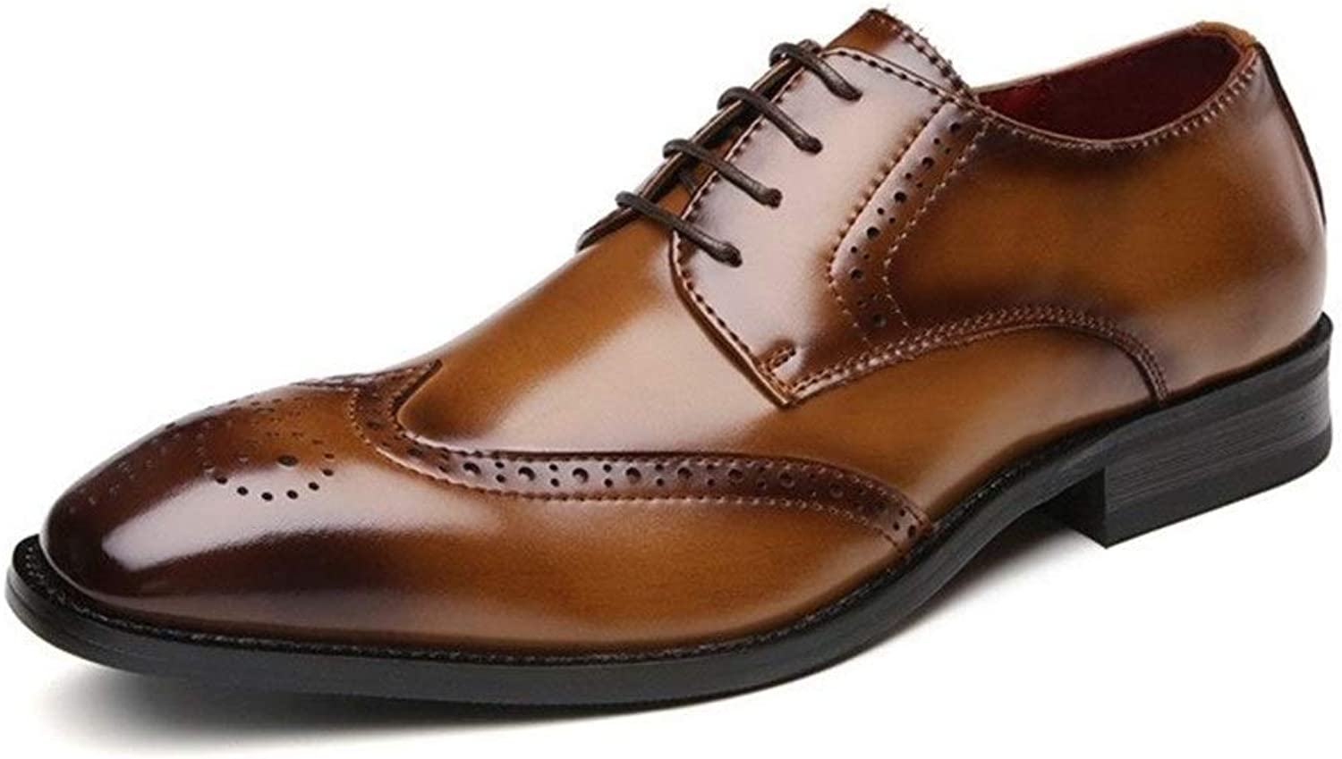 Oxfords Herren Carving Schuhe Egs For Brogue Abendschuhe wPXkZiTuOl