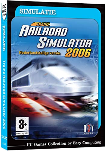 TRAINZ RAILROAD SIMULATOR: PC GAMES COLLECTION
