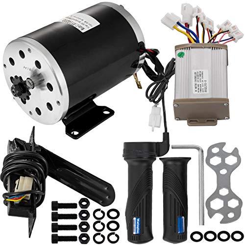 Frantools 36V DC Elektromotor Controller Gaspedal 800 Watt Roller Fahrrad Roller