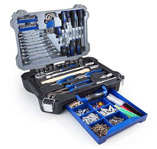 Werkzeugkoffer gefüllt 73-teilig