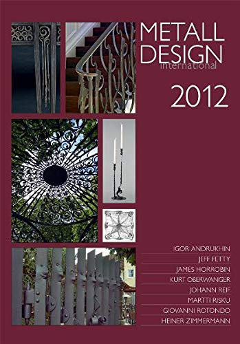 MetallDesign international. Hephaistos-Jahrbuch / 2012