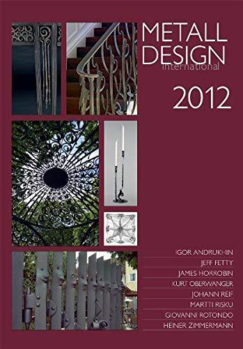 MetallDesign international. Hephaistos-Jahrbuch / 2012