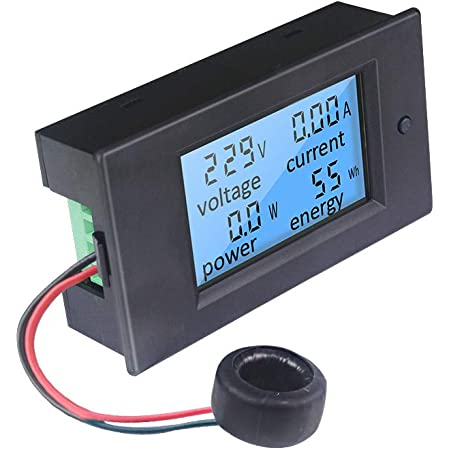 Droking 20a Multifunktionale Elektrische Tester 50 300 Elektronik