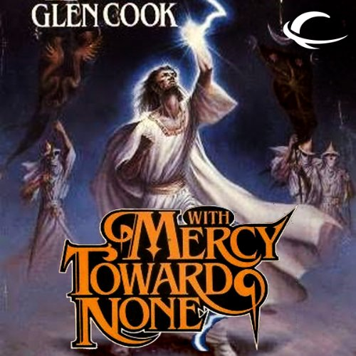 With Mercy Toward None audiobook cover art
