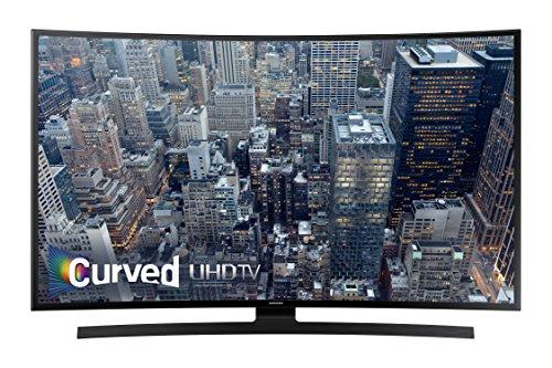 Samsung UN65JU6700 Curved 65-Inch 4K Ultra HD Smart LED TV (2015 Model)