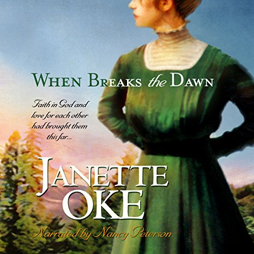 When Breaks the Dawn audiobook cover art