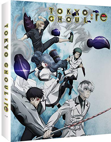 Tokyo Ghoul:Re-Partie 1/2-Edition DVD [Édition Collector]