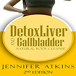 Detox: Liver and Gallbladder Detox audiobook cover art