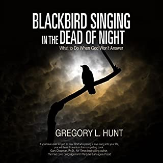Blackbird Singing in the Dead of Night cover art