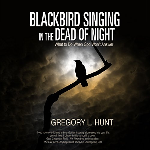 Blackbird Singing in the Dead of Night audiobook cover art
