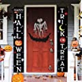 CandyHome Halloween Decorations Outdoor, Trick or Treat…