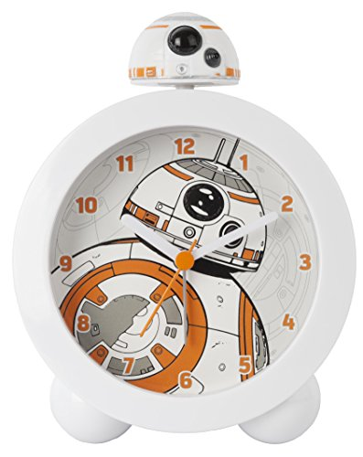 Star Wars 21422 Wecker mit BB-8 Sound