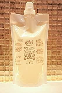 ÇÁETLÁ NATURAL シャンプー 450ml 詰替え用(シトラスの香り)