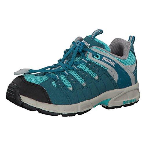 Meindl Kinder Schuhe Respond Junior 2044 türkis/Petrol 34