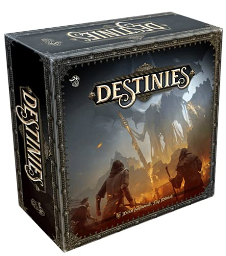 Lucky Duck Games - Destinies - Board Game