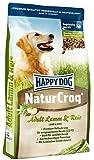 Happy Dog Croquettes 2563 NaturCroq agneau et riz 15 kg