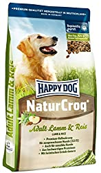 Happy Dog Dog Food 2563 NaturCroq Lamb & Rice 15 kg