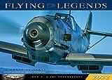 Flying Legends 2022 Calendar: 16-Month Calendar - September 2021 Through December 2022