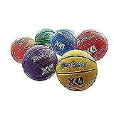 Multi-color Intermediate Basketball...image