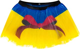 Runners Printed Tutu Lightweight | One Size Fits Most | Multiple Princess Designs