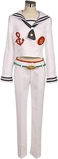 CosplayDiy Men's Suit for JoJo's Bizarre Adventure Higashikata Josuke Cosplay Costume
