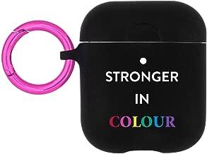 Case-Mate - Airpods Case - Hook UPS - Prabal Gurung - Stronger in Colour - Black