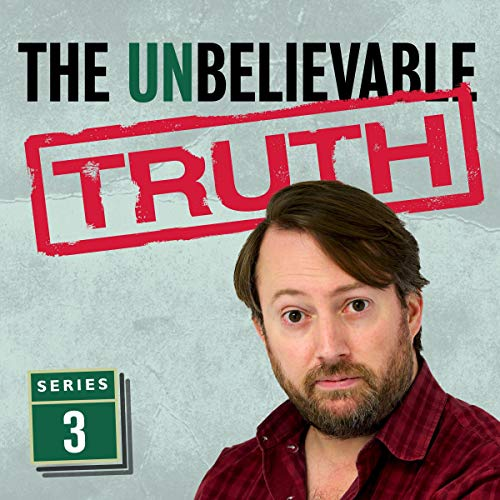 The Unbelievable Truth (Series 3) cover art