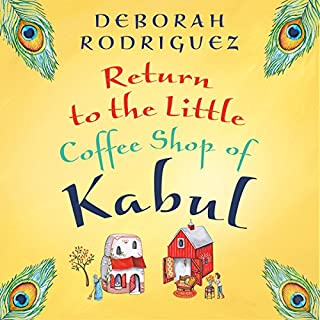 Return to the Little Coffee Shop of Kabul cover art