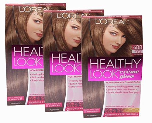 Loreal Healthy Look Hair Dye