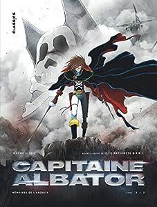 Capitaine Albator - Mémoires de l'Arcadia Edition simple Tome 3