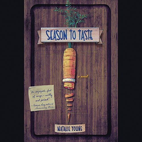 Season to Taste audiobook cover art