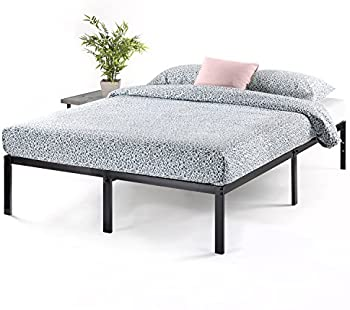 Best Price Mattress 14 Inch Metal Platform Beds