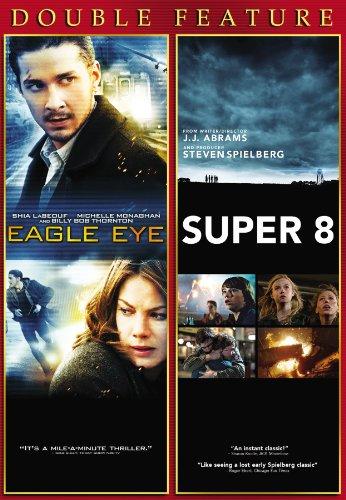 Super 8 / Eagle Eye Double Feature