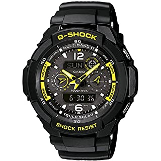 CASIO G-SHOCK Men's Quartz Watch with Black Dial Analogue/Digital Display and Black Resin Strap GW-3500B-1AER (B004KPKU7E) | Amazon price tracker / tracking, Amazon price history charts, Amazon price watches, Amazon price drop alerts