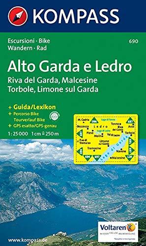 Alto Garda e Ledro: Riva del Garda, Malcesine, Torbole,...