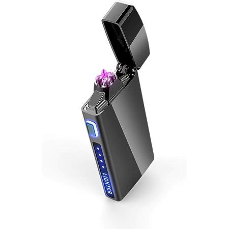 Briquet USB Tesla Briquet temp/ête Arc Arc Lighter