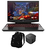 HP OMEN 15t-dh100 Gaming and Entertainment Laptop (Intel i7-10750H 6-Core, 64GB RAM, 8TB PCIe SSD, RTX 2070 Super Max-Q, Win 10 Pro) with ME2 Backpack, HP Thunderbolt Dock