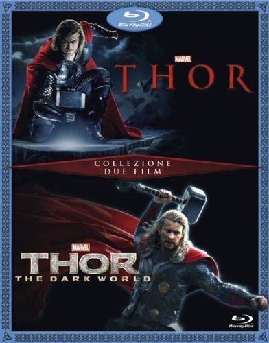 Thor1 & Thor - the Dark World - Edizione Limitata [Blu-ray] [Import italien]