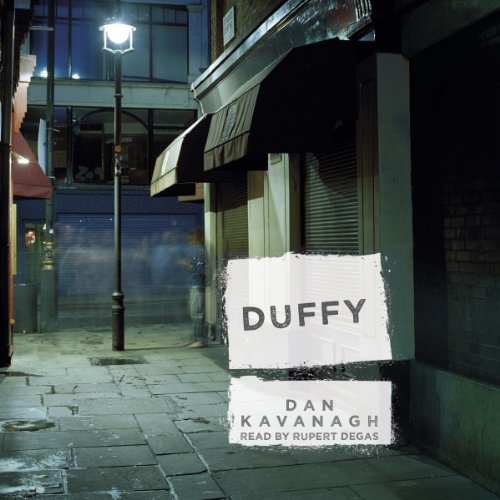 Duffy audiobook cover art