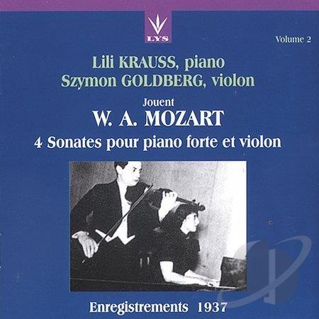 Klavier- & Violinsonaten V.2