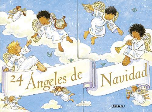 24 ángeles de Navidad (Libros de Navidad)