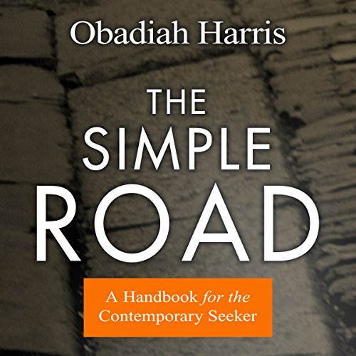The Simple Road audiobook cover art