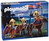 PLAYMOBIL Knights Royal Lion Knights - Figuras de construcción, Multi, Niño