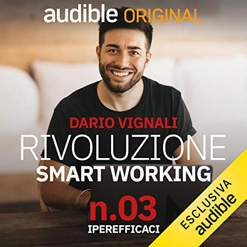 Iperefficaci Audiobook By Dario Vignali cover art