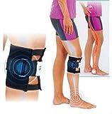cenblue beactive Akupressur Waden Bandage für die Behandlung von Rücken, Hüfte Schmerzen, Ischias–Knie Unterstützung Bei