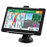 GPS Navigation for Car 2019 Maps, 7 Inches HD Touch Screen Direction Car
