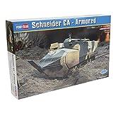 ホビーボス 1/35 ファイティングビークルシリーズ フランス戦車 シュナイダーCA1装甲型 プラモデル 83862