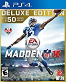 Madden NFL 16 - Deluxe Edition - PlayStation 4 by Electronic Arts