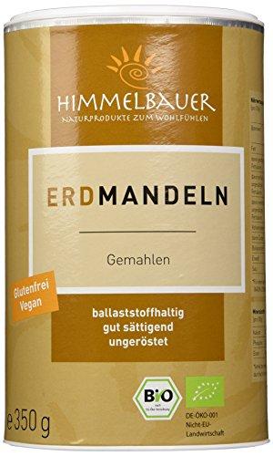 Himmelbauer Bio-Erdmandeln, fein geflockt, 350 g