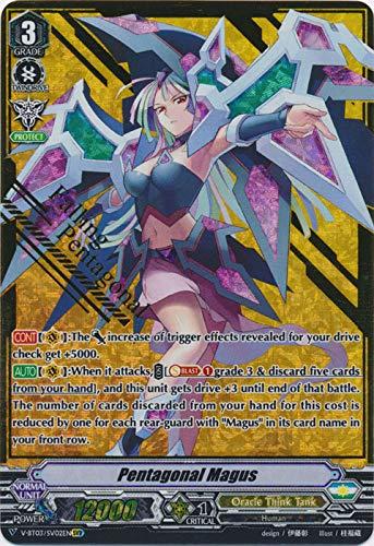 Cardfight!! Vanguard - Pentagonal Magus - V-BT03/SV02EN - SVR - Miyaji Academy Cardfight Club
